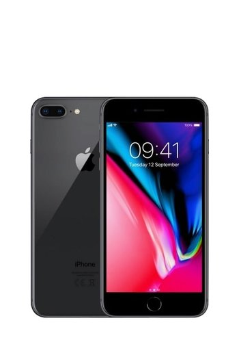 iPhone 8 Plus - 256GB - Space gray