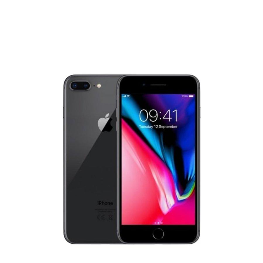 Apple iPhone 8 Plus - 256GB - Space gray - Zeer goed - (marge)-1