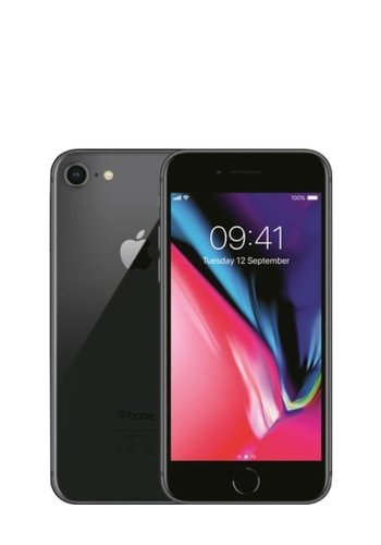 iPhone 8 - 128GB - Space gray