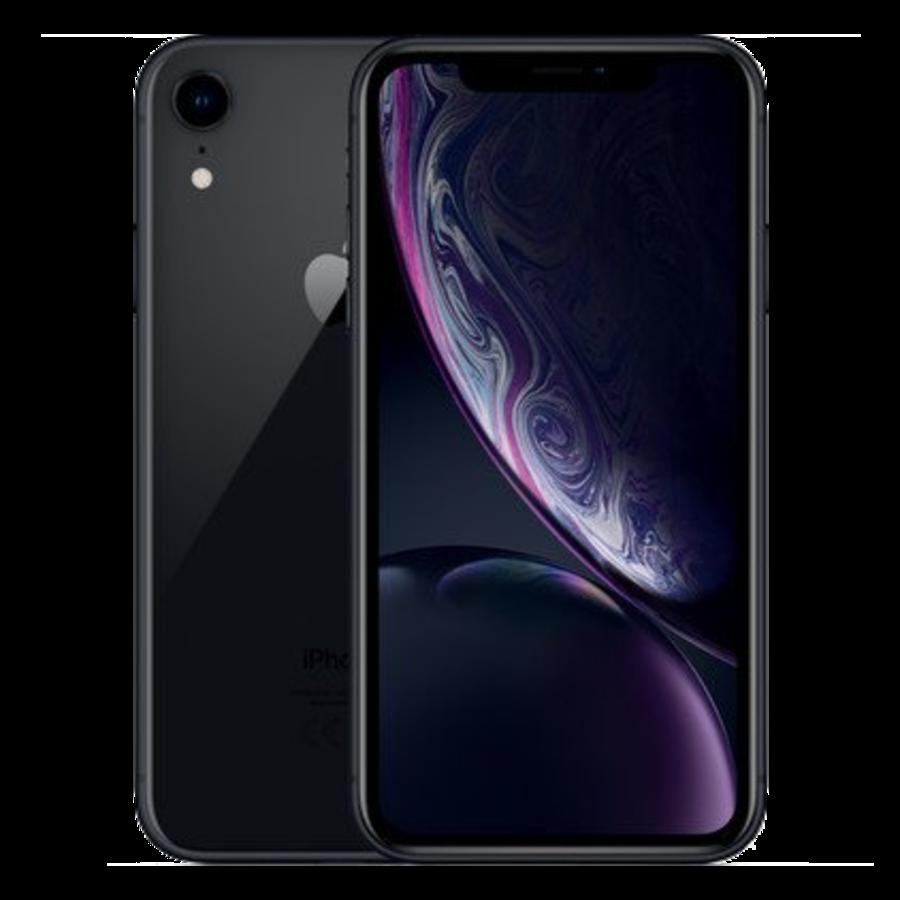 Apple iPhone XR - 128GB - zwart - NIEUW - (marge)-1