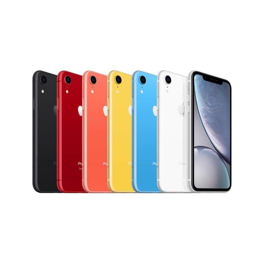 iPhone Xr - 128GB - Alle kleuren - NIEUW-2