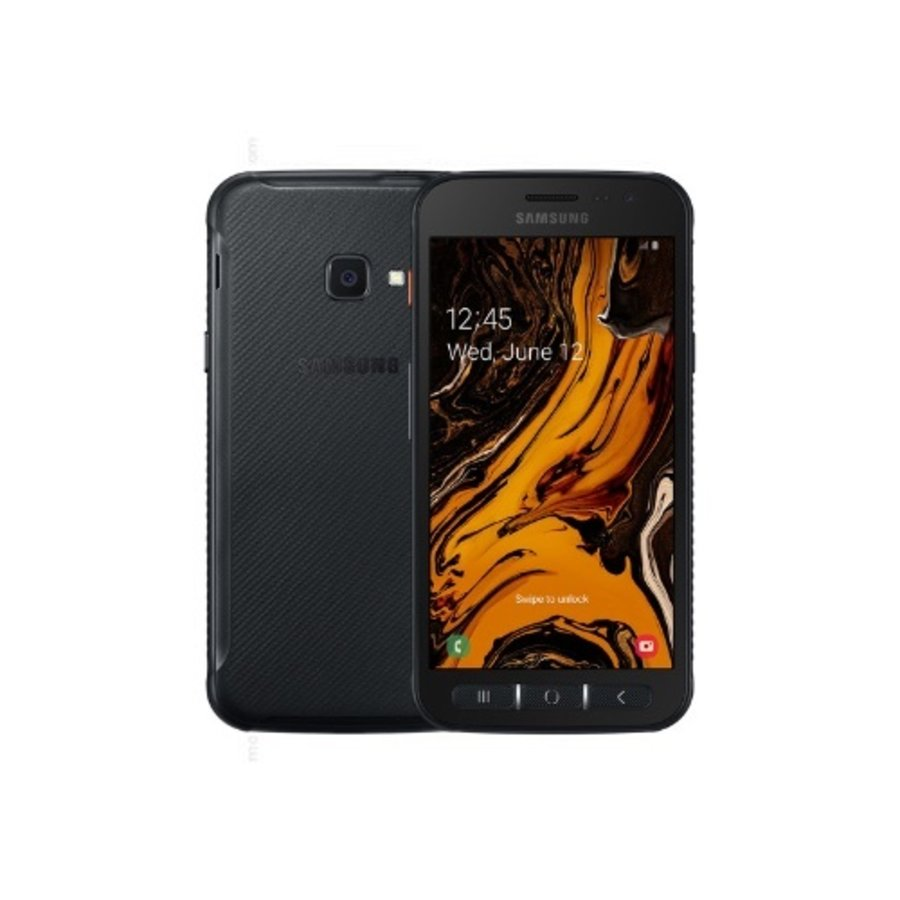 Samsung Galaxy Xcover 4S - Zwart - 32GB - Nieuw-1