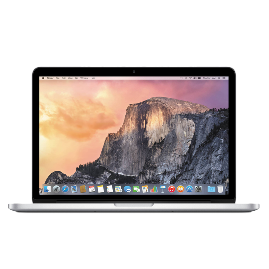 Apple MacBook Pro Retina 13''- 256GB SSD / 8GB - Als nieuw - 2015 - (refurbished)-1