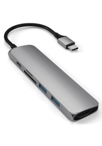 USB-C 4K Multiport adapter voor MacBook