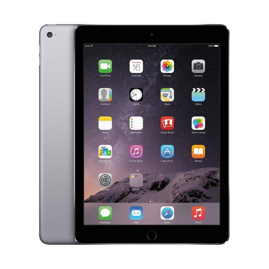 Apple iPad Air WiFi & 4G - 16GB - Space gray - Zeer goed (refurbished)-1