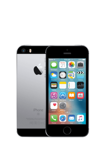 iPhone SE - 128GB - Space gray