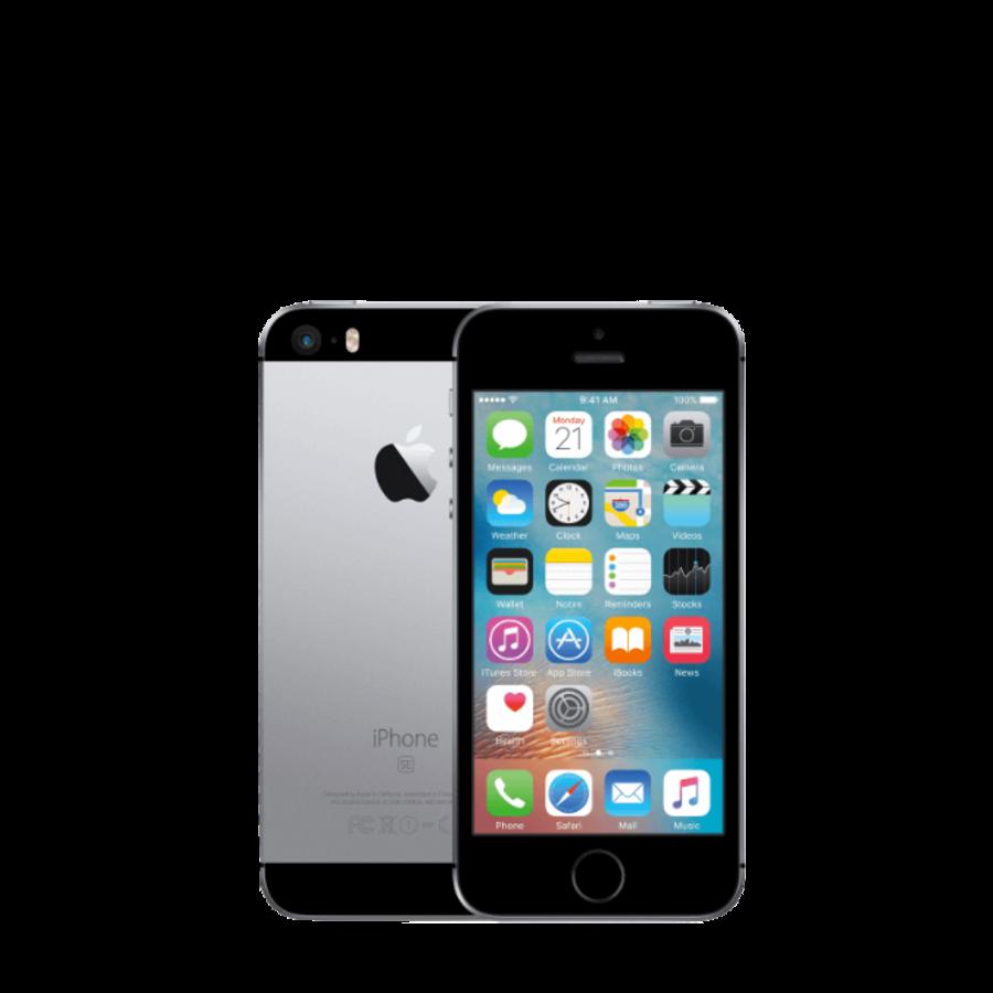 Apple iPhone SE - 128GB - Space gray - Zeer goed - (marge)-1