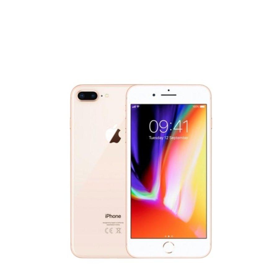 Apple iPhone 8 Plus - 256GB - Gold - Als nieuw - (marge)-1