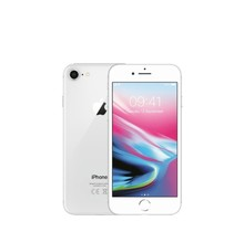 Refurbished Apple iPhone 8 - 64GB - Silver - Als Nieuw - (marge)