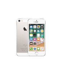 Apple iPhone SE - 64GB - Zilver - Goed - (marge)