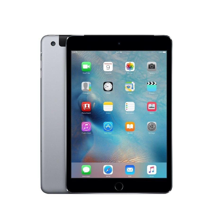 iPad mini 4  - 16GB - Space gray - Wifi + 4G - Zeer goed (marge)-1