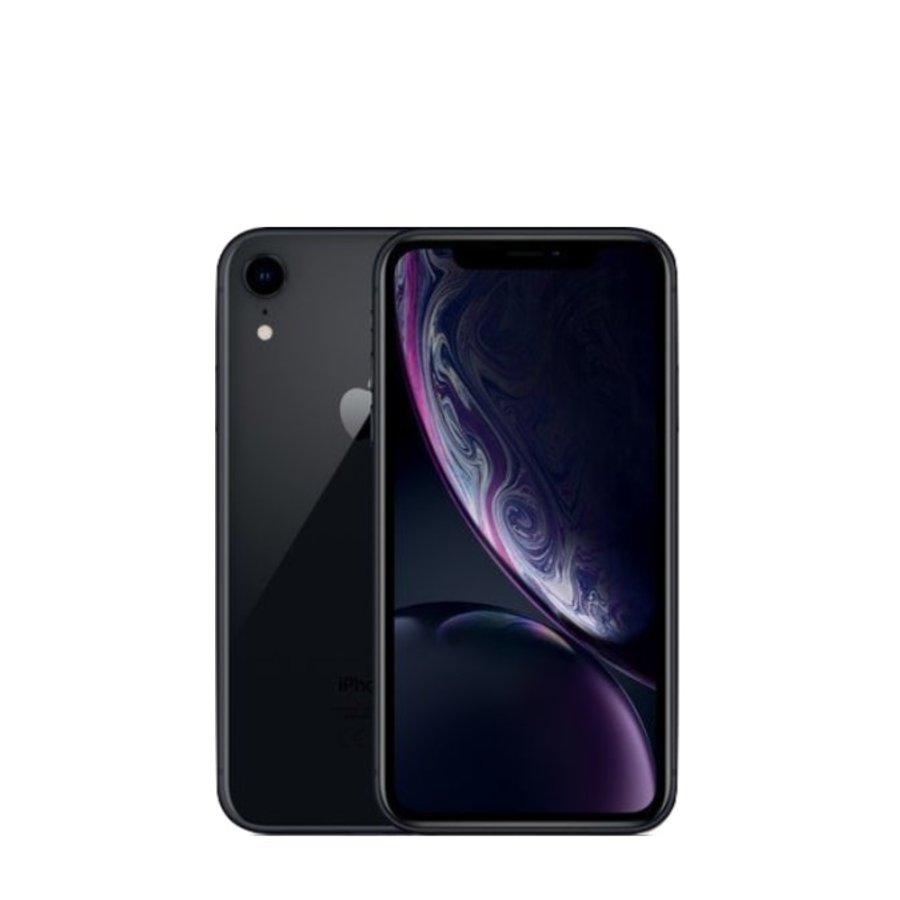 Apple iPhone XR - 128GB - Black - Als Nieuw - (Refurbished)-1