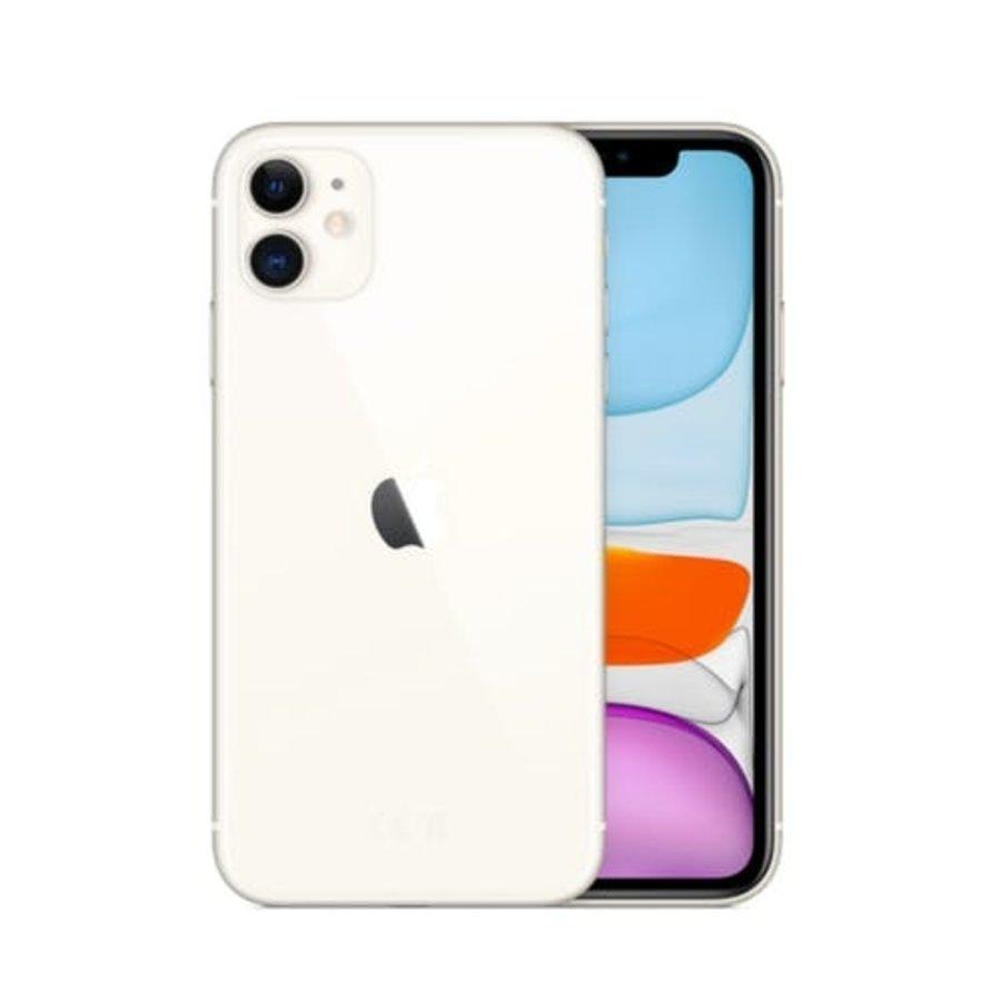 iPhone 11 - 64GB - Wit - NIEUW (marge)-1