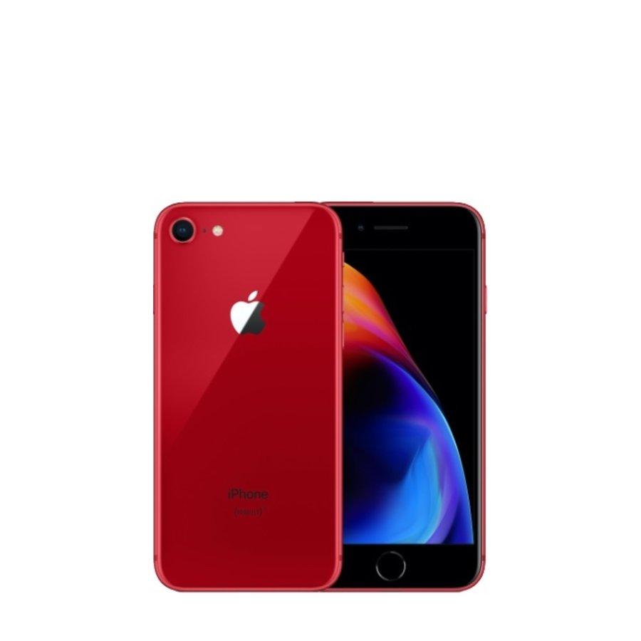 Apple iPhone 8 - 64GB - Red - Als Nieuw - (refurbished)-1