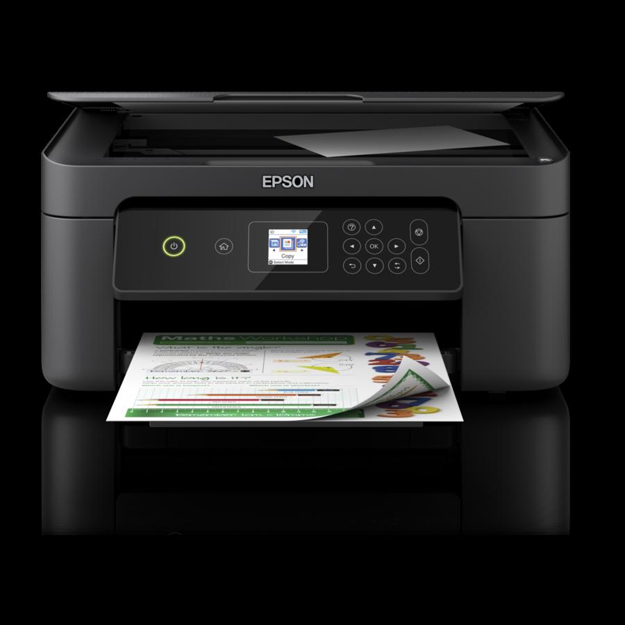 Printer Epson Expresion Home XP - 3100 + Gratis nieuwe inktpatronen-1