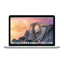 Apple Macbook Pro Retina 13''- 128GB SSD / 8GB - Goed - 2015 - (marge)