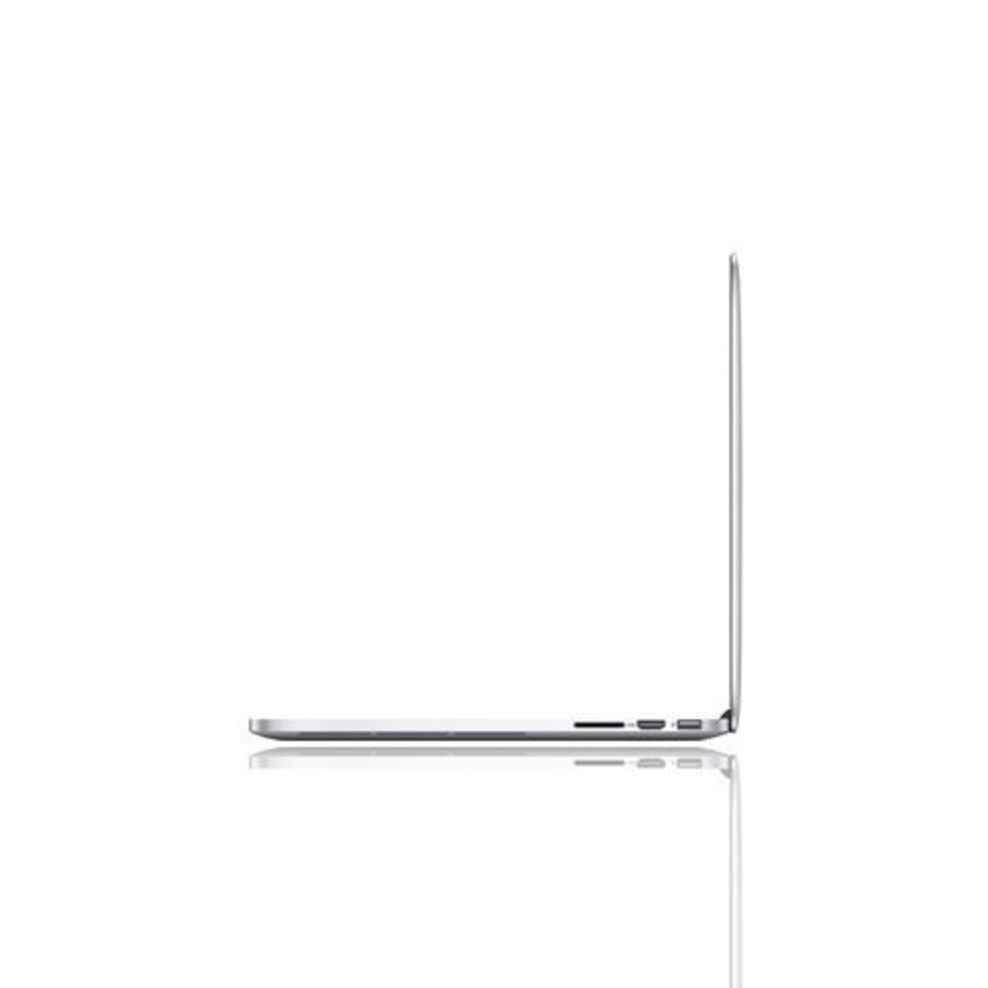 Apple Macbook Pro Retina 13''- 128GB SSD / 8GB - Goed - 2015 - (marge)-4