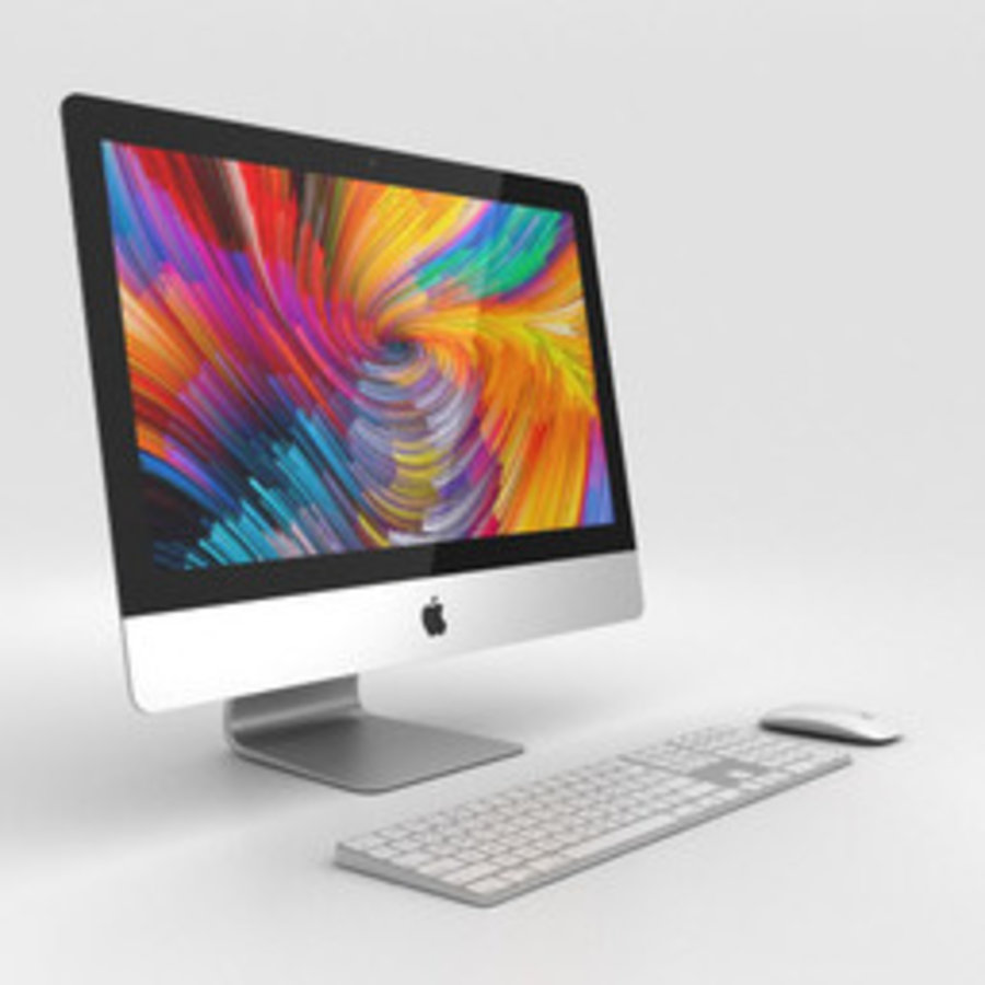 Apple iMac 21,5 inch - 2014 - 8GB/1TB SSD - Als nieuw -(marge)-4