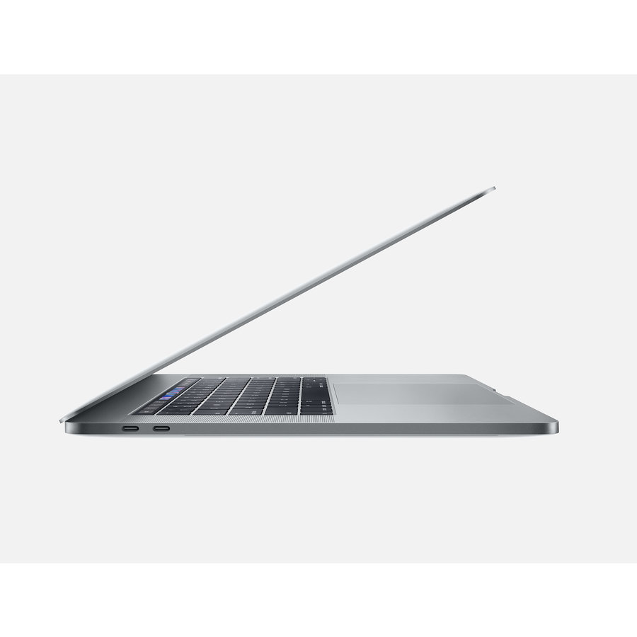 Apple Macbook Pro Touch bar 15'' - 2.6GHz 16GB/512GB SSD i7 6-core  - Space gray - Als nieuw - 2018 - (marge)-2