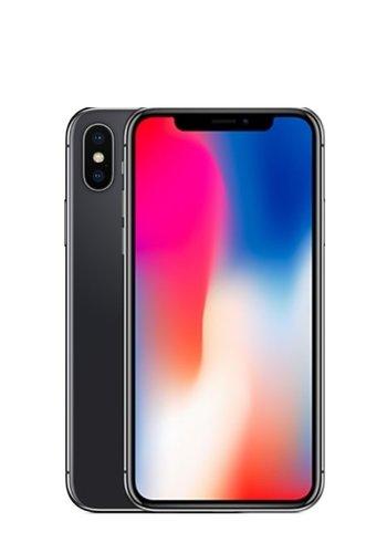 Apple iPhone X - 64GB - Space gray