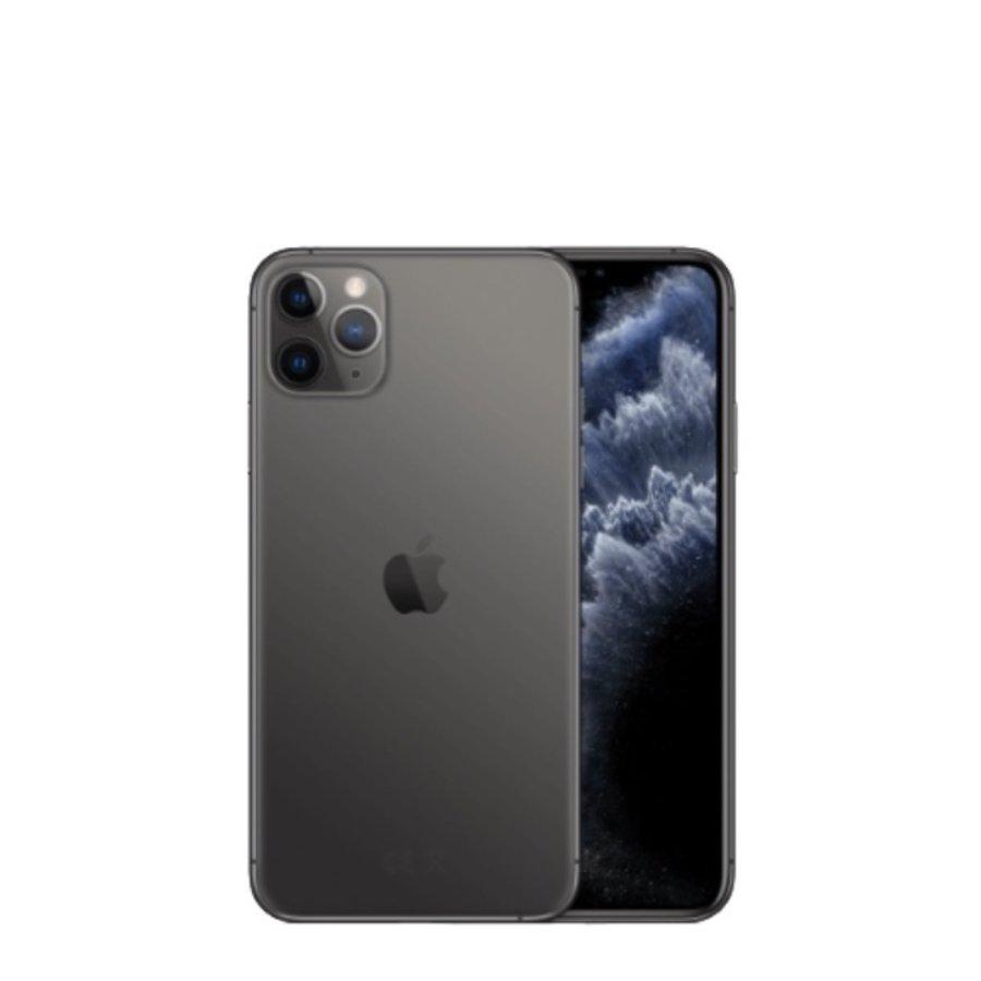Apple iPhone 11 Pro Max - 64GB - NIEUW Zwart (marge)-1