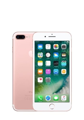 iPhone 7 Plus - 128GB - Rosé goud