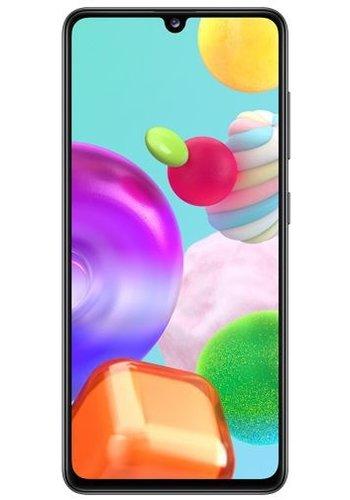 Samsung Galaxy A41 Zwart 64GB Nieuw