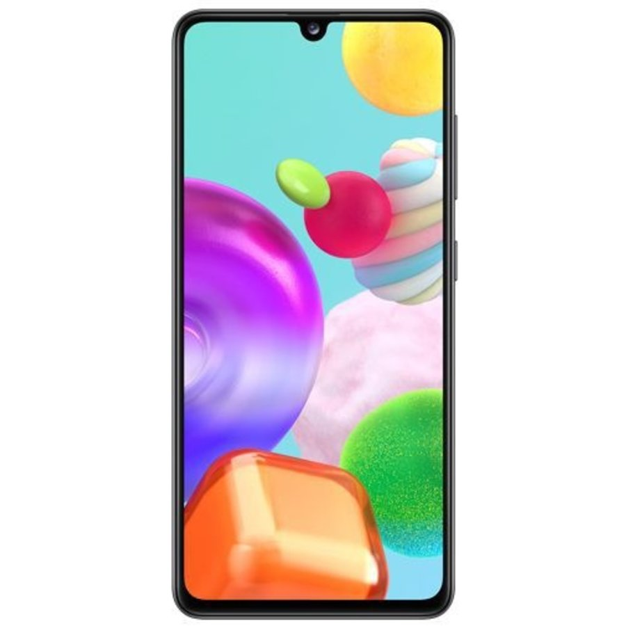 Samsung Galaxy A41 Zwart 64GB Nieuw-1
