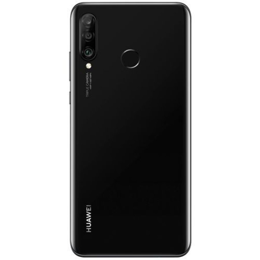 Huawei P30 Lite (new edition)  256GB Midnight Black - Als nieuw (marge)-2