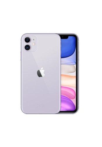 iPhone 11 - 64GB - Paars - NIEUW