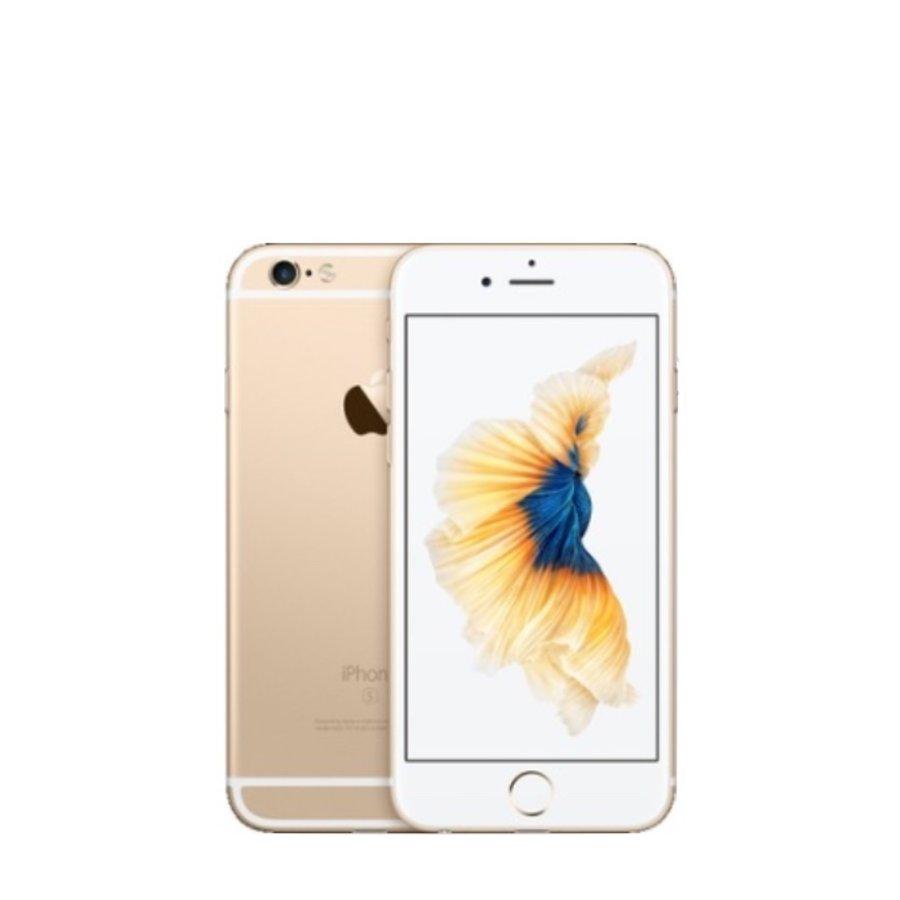 Apple iPhone 6S - 32GB - Goud - Zeer goed (marge)-1