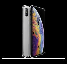 Apple iPhone XS  - 64GB - Silver - Als nieuw - (refurbished)