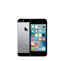 Apple iPhone SE 16GB Space Gray - Goed - (marge)