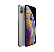iPhone Xs Max - 64GB - NIEUW Silver (marge)