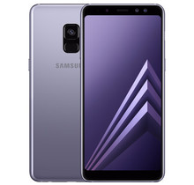 Samsung A8 - 32GB - Paars - goed (marge)