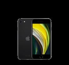 iPhone SE 2020 128GB Zwart - Zeer goed- (marge)