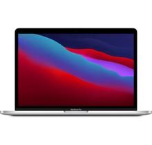 """MacBook Pro 13"""" 2020 M1 Zilver 8GB / 256GB - Als nieuw -marge"""