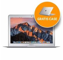 MacBook Air 13.3'' - i5 - 128GB SSD / 8GB - 2017- Als Nieuw - (refurbished) + GRATIS HOES