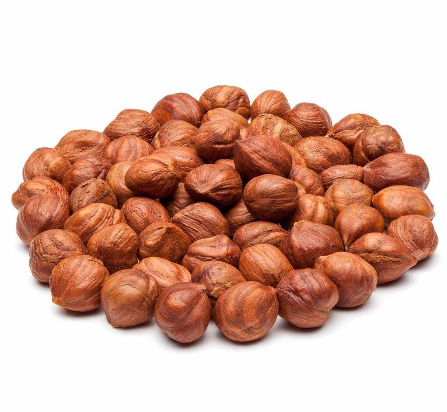 Hazelnuts Roasted