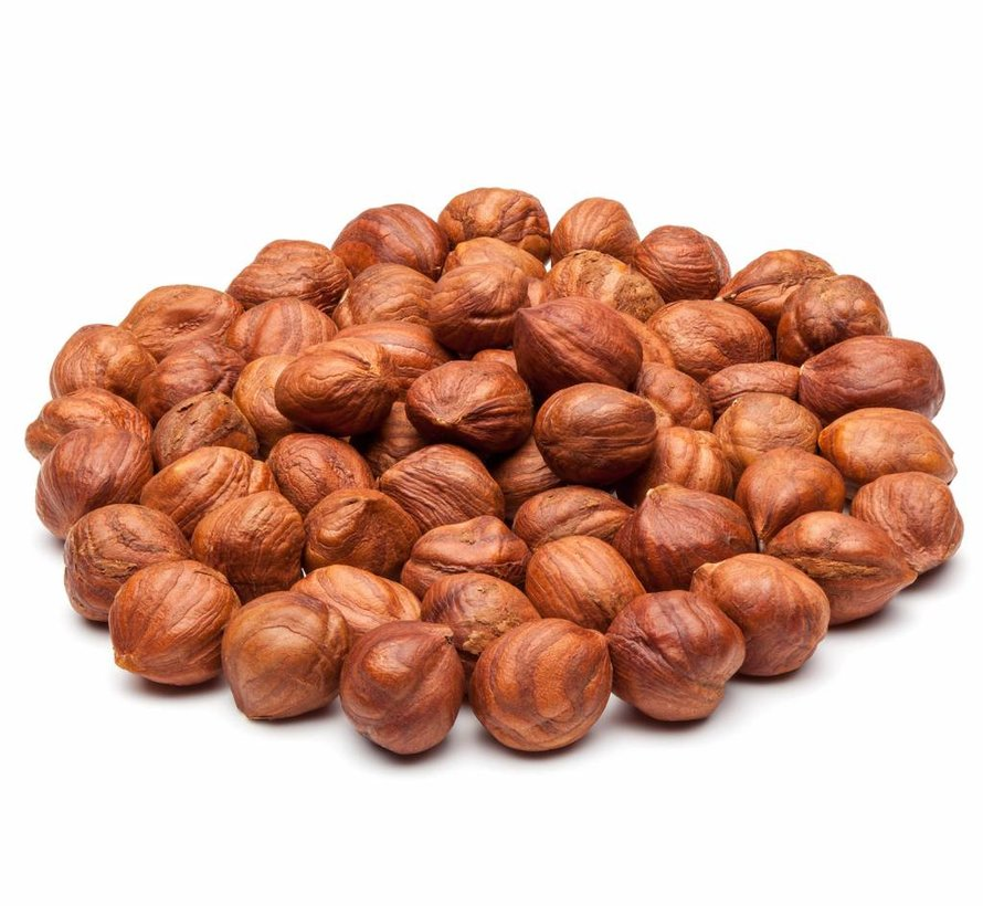 Hazelnuts Dry Roasted