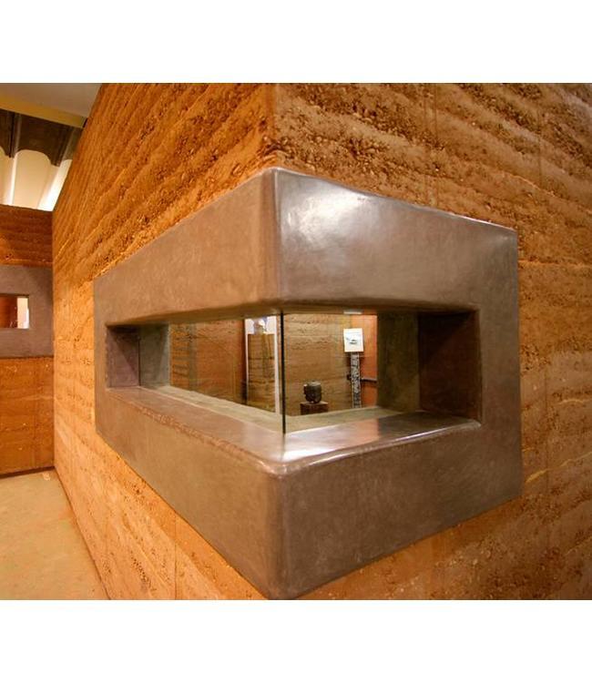 Tierrafino Stampleem bruin, 1200kg bigbag