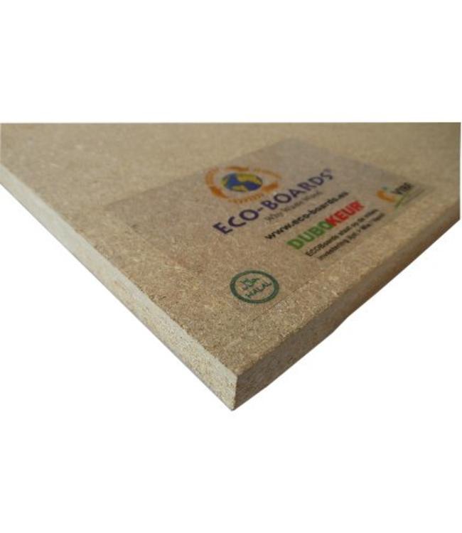 Eco-board, per plaat, 2,98m2