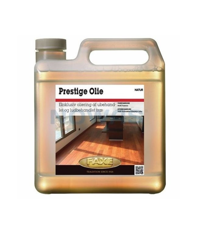 Faxe Prestige Olie, 2.5 liter