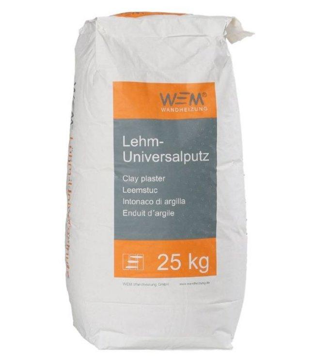 WEM  Basis Leem, 25 kg