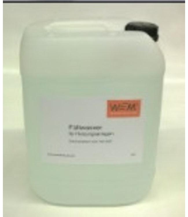 WEM  Gedemineraliseerd water, 20 liter