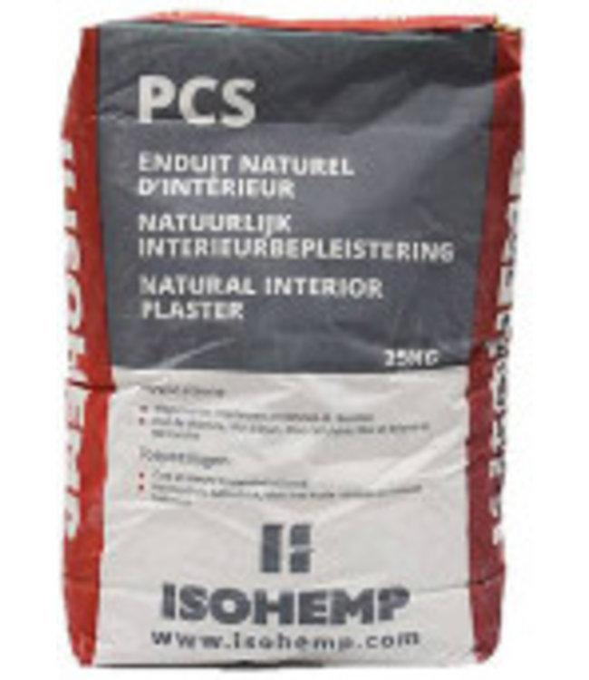 Isohemp Natuurlijke binnenpleister PCS