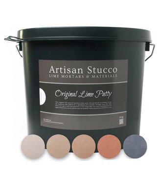 Artisan Stucco Luchtkalk, aarde kleuren