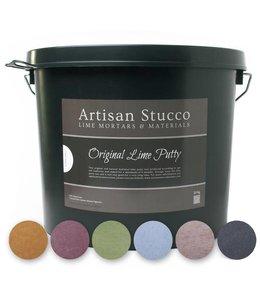 Artisan Stucco Luchtkalk, Oxide kleuren