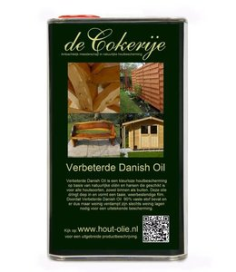 deCokerije Danish Oil
