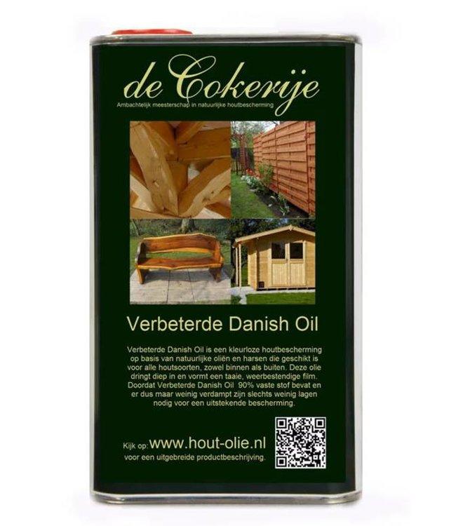 deCokerije Danish Oil, verbeterd, 1 Liter